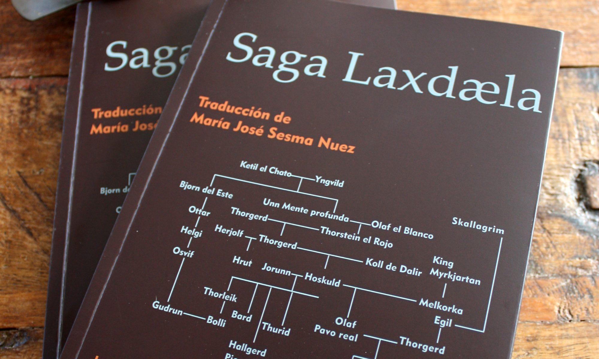 Traducción Saga Laxdaela